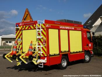 <h2>Véhicule de secours routier - Vierzon - Cher (18)</h2>