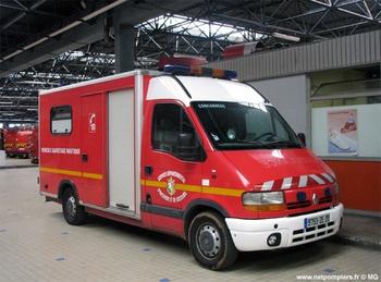 Véhicule de secours nautique, Sapeurs-pompiers, Finistère (29)