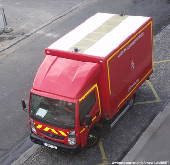 Véhicule d'assistance technique, Sapeurs-pompiers de Paris,  ()
