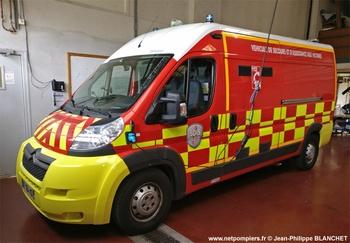 <h2>Véhicule de secours et d'assistance aux victimes - Les Abrets - Isère (38)</h2>
