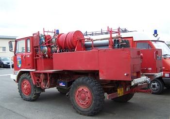 <h2>Camion-citerne pour feux de forêts - Aragnouet - Hautes-Pyrénées (65)</h2>