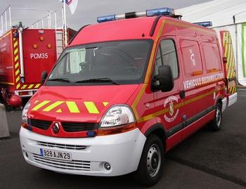 <h2>Véhicule de secours routier - Plouguerneau - Finistère (29)</h2>