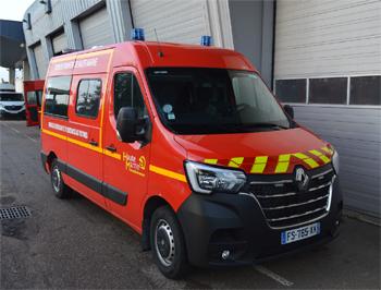Véhicule de secours et d'assistance aux victimes, Sapeurs-pompiers, Haute-Marne (52)