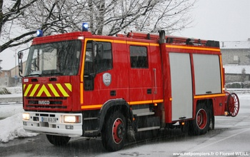 <h2>Fourgon-pompe tonne - Crolles - Isère (38)</h2>