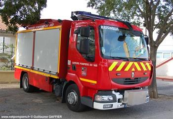 Véhicule de secours routier, Sapeurs-pompiers, Var