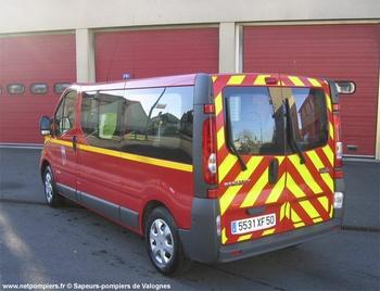 <h2>Véhicule de transport de personnel - Valognes - Manche (50)</h2>