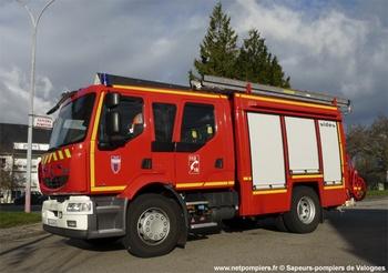 <h2>Fourgon-pompe tonne - Valognes - Manche (50)</h2>
