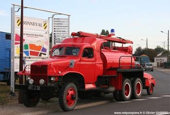 <h2>Camion-citerne pour feux de forêts - Chapelle-Royale - Eure-et-Loir (28)</h2>