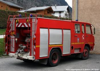 <h2>Fourgon-pompe tonne - Savoie (73)</h2>