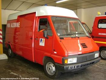 <h2>Véhicule poste médical avancé - Alzonne - Aude (11)</h2>
