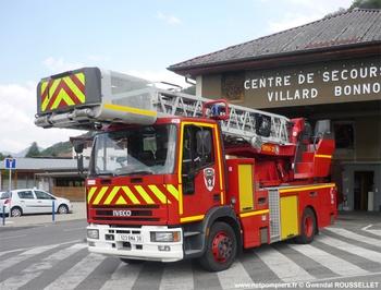 <h2>Echelle pivotante - Villard-Bonnot - Isère (38)</h2>