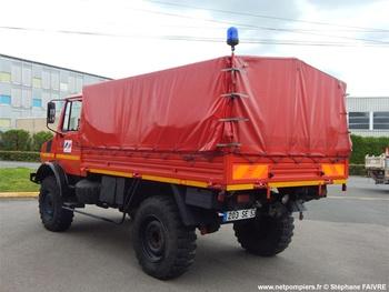 Dévidoir automobile, Sapeurs-pompiers, Mayenne (53)