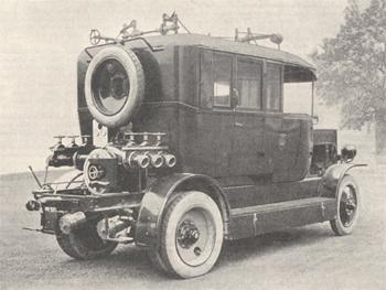 Autopompe de grande puissance Somua-Drouville