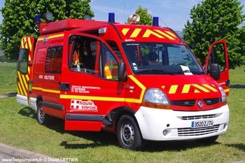 <h2>Véhicule de protection et de sécurité - Epagny - Haute-Savoie (74)</h2>
