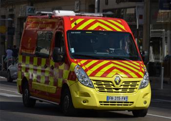 <h2>Véhicule de secours et d'assistance aux victimes - Toulon - Var (83)</h2>