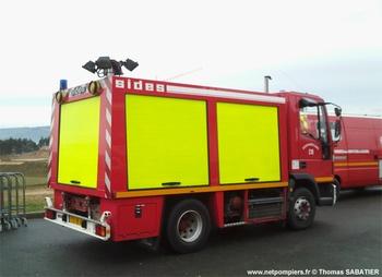 <h2>Véhicule de secours routier - Monistrol-sur-Loire - Haute-Loire (43)</h2>