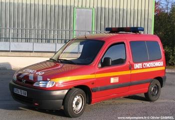 <h2>Véhicule pour interventions cynotechniques - Beauvais - Oise (60)</h2>