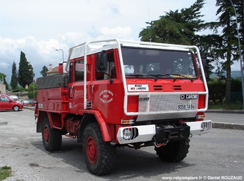 <h2>Camion-citerne pour feux de forêts - Caromb - Vaucluse (84)</h2>