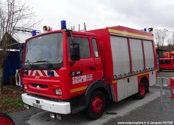 Véhicule de première intervention, Sapeurs-pompiers, Haut-Rhin (68)