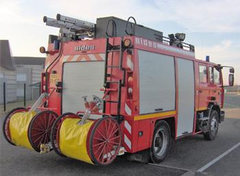 <h2>Fourgon-pompe tonne - Beaugency - Loiret (45)</h2>