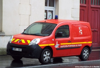 Véhicule de liaison, Sapeurs-pompiers de Paris,  ()