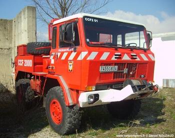 <h2>Camion-citerne pour feux de forêts - Valras-Plage - Hérault (34)</h2>