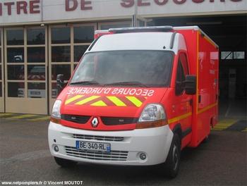<h2>Véhicule de secours et d'assistance aux victimes - La Chapelle-la-Reine - Seine-et-Marne (77)</h2>