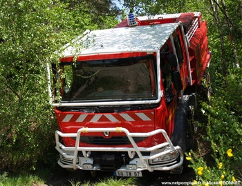 <h2>Camion-citerne pour feux de forêts - Haute-Vienne (87)</h2>