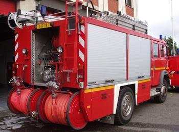 <h2>Fourgon-pompe tonne - Aubergenville - Yvelines (78)</h2>