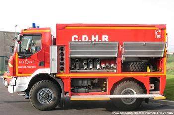 <h2>Dévidoir automobile - Sainte-Foy-lès-Lyon - Rhône (69)</h2>