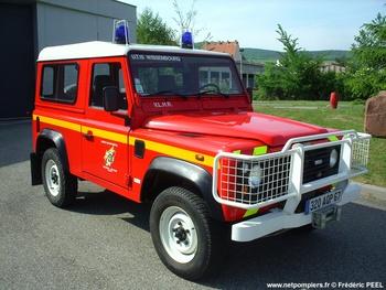 <h2>Véhicule de liaison - Wissembourg - Bas-Rhin (67)</h2>