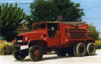 <h2>Camion-citerne pour feux de forêts - Dordogne (24)</h2>