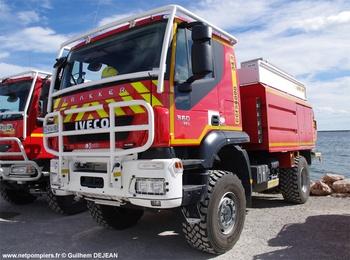 <h2>Camion-citerne pour feux de forêts - Montpellier - Hérault (34)</h2>