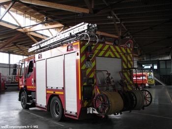 <h2>Fourgon-pompe tonne - Epagny - Haute-Savoie (74)</h2>
