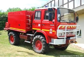 <h2>Camion-citerne pour feux de forêts - Nocé - Orne (61)</h2>