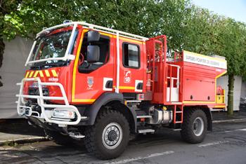 <h2>Camion-citerne pour feux de forêts - Les Ulis - Essonne (91)</h2>