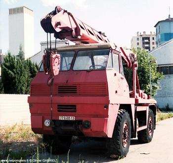 <h2>Camion-grue - Marseille - Bouches-du-Rhône (13)</h2>