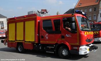 <h2>Véhicule de secours routier - Calais - Pas-de-Calais (62)</h2>