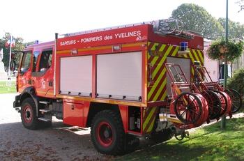 <h2>Camion-citerne rural - Chanteloup-les-vignes - Yvelines (78)</h2>