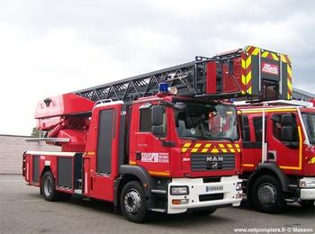 <h2>Echelle pivotante - Mulhouse - Haut-Rhin (68)</h2>