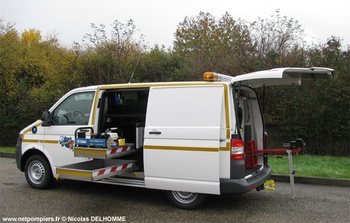 Véhicule d'assistance technique, Sapeurs-pompiers, Allier (03)