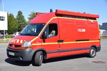 <h2>Véhicule de logistique sanitaire - Auray - Morbihan (56)</h2>