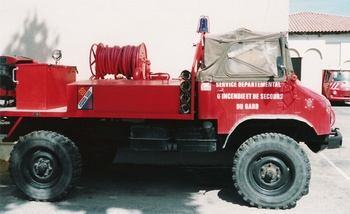 <h2>Camion-citerne pour feux de forêts - Aigues-Mortes - Gard (30)</h2>