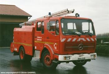 <h2>Fourgon-pompe tonne - Quincieux - Rhône (69)</h2>