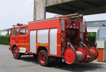 <h2>Fourgon-pompe tonne - Loire-Atlantique (44)</h2>