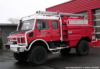 <h2>Camion-citerne pour feux de forêts - Mugron - Landes (40)</h2>