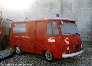 <h2>Véhicule de secours routier - Salaunes - Gironde (33)</h2>