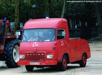 Dévidoir automobile, Sapeurs-pompiers, Gironde (33)