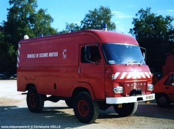 Véhicule de secours routier, Sapeurs-pompiers, Gironde (33)