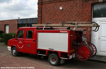 Véhicule de première intervention, Sapeurs-pompiers, Nord